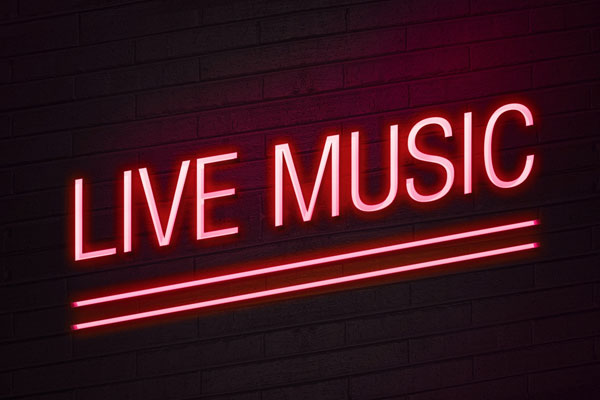 Live Music Every Sunday